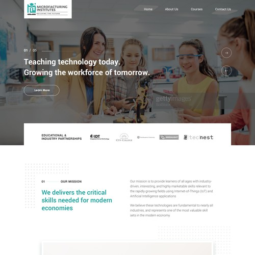 Technology Education Institue Home page
