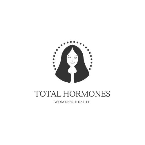 Logo Design for Total Hormones
