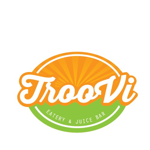Create a creative logo for a new fast casual concept - TrooVi