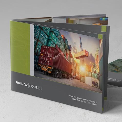 Modern Booklet for Bridge Source