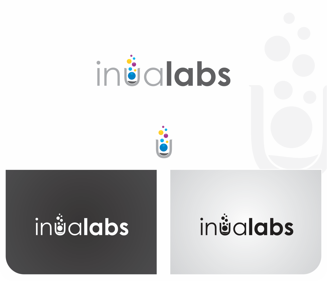 Help Inua Labs with a new logo