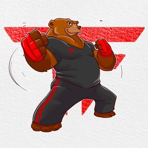 Martial Arts Character