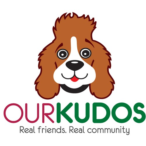 Fun, Cartoon Dog Logo for Web Startup -- Updated guidelines