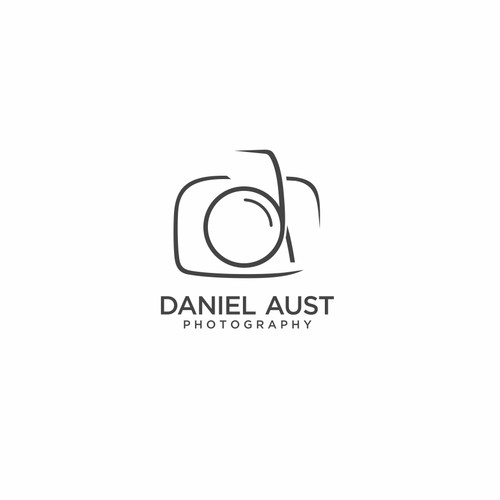 Logo for Daniel Aust Photography