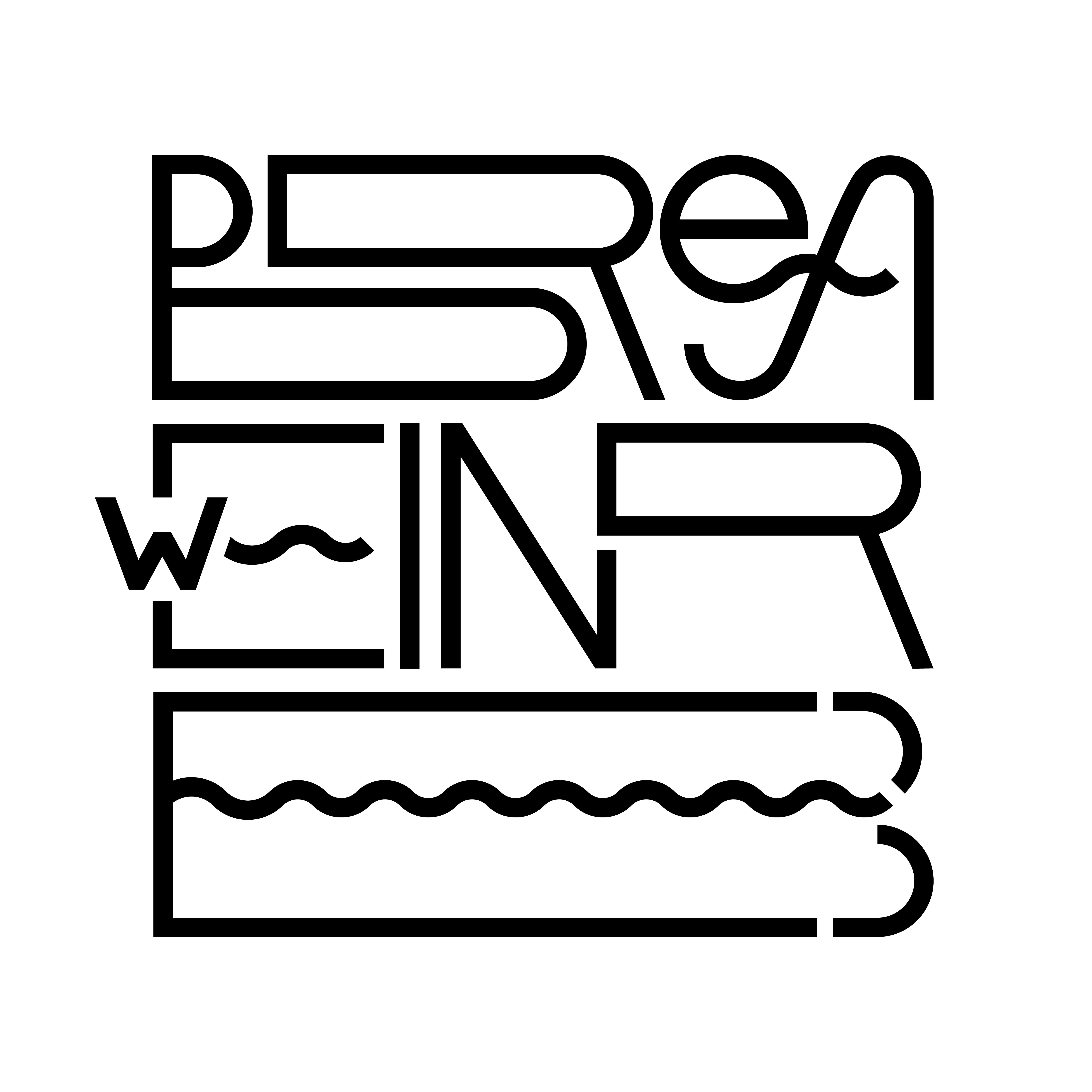 Logo for my artist portfolio