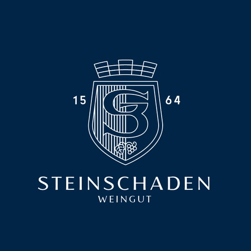 A logo for Steinschaden Winery