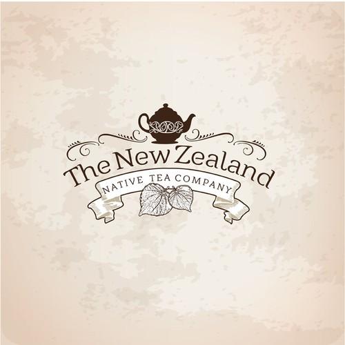 Create a classic/rustic logo for a unique herbal tea company!