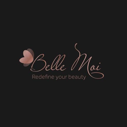 Logo concept for a Luxury Beuty Salon