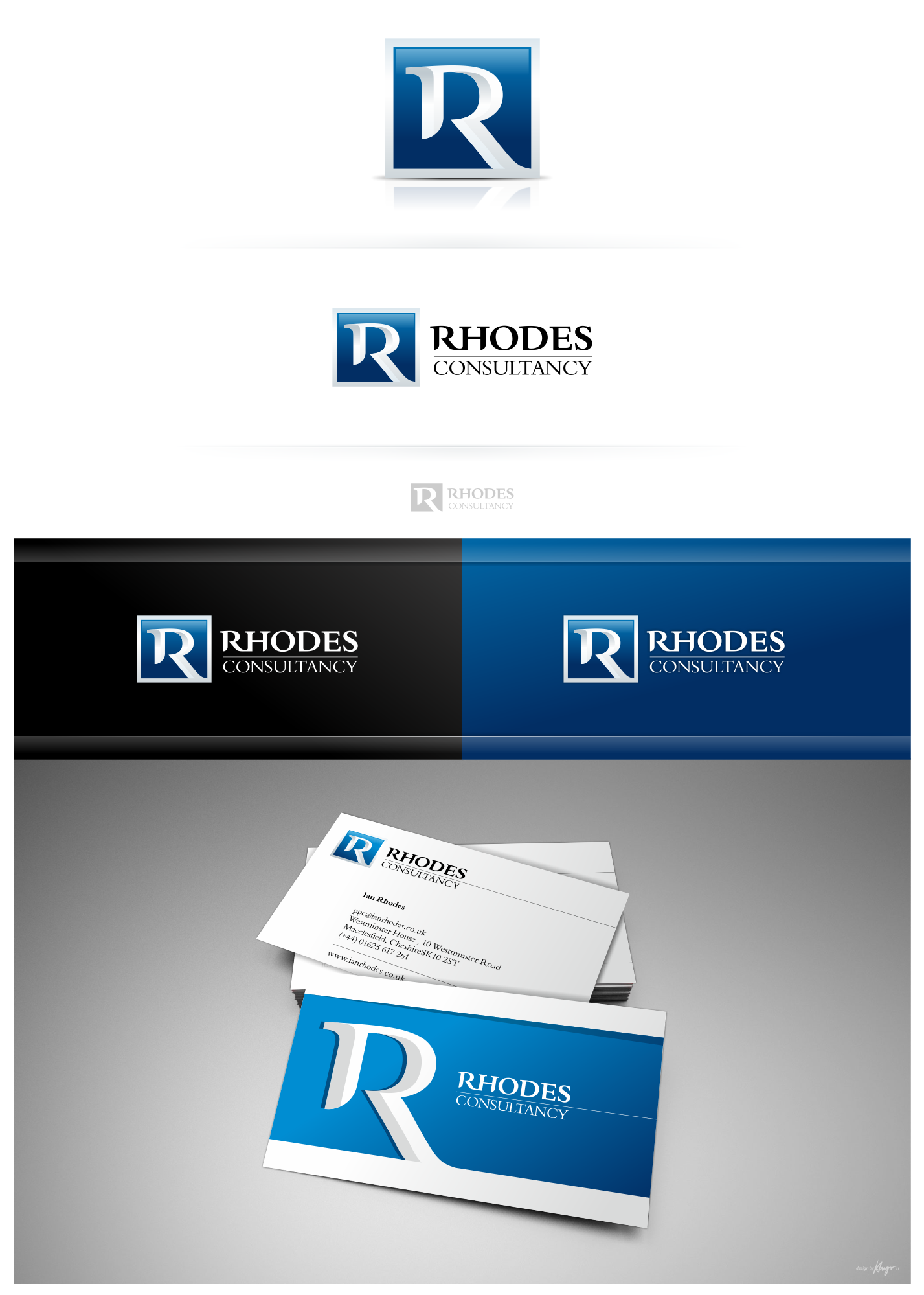 Rhodes Consultancy Limited needs a new logo