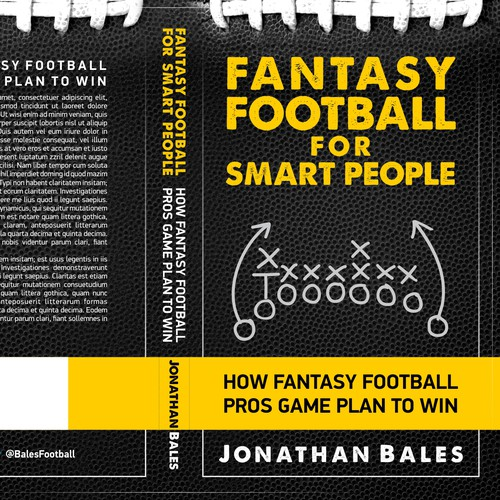 Fantasy Football Book Cover