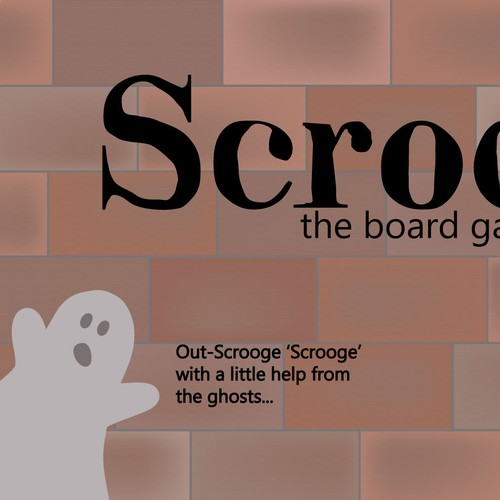 Scrooge Board Game Top
