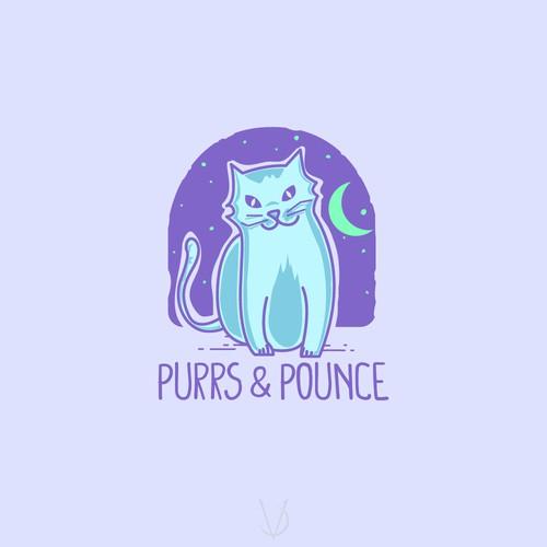 Purrs & Pounce