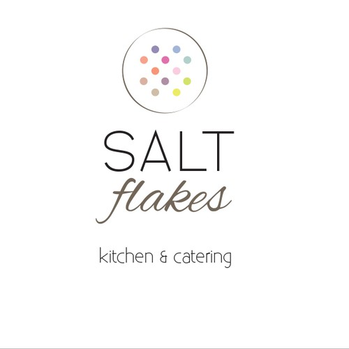Logo for catering