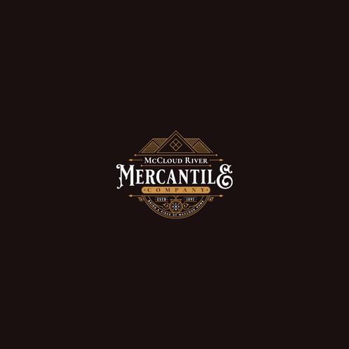 Logo for McCloud River Mercantile