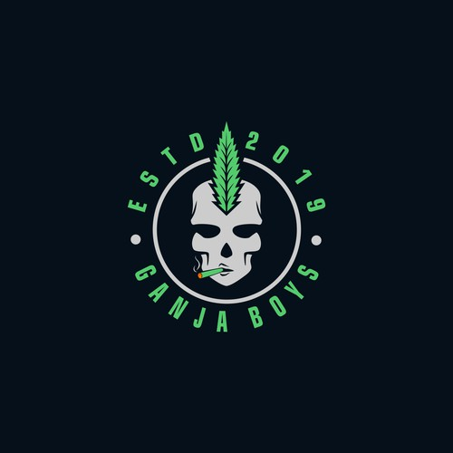 ganja boys logo