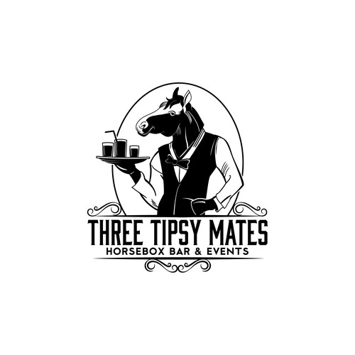 Three Tipsy Mates