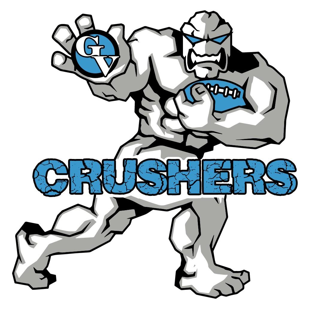 GV Crushers Logo