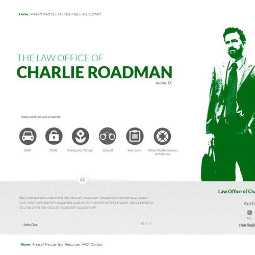 Law office of Charlie Roadman