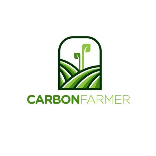 LOGO FOR CARBONFARMER