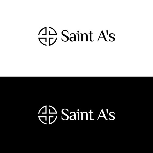 Logo for Saint A`s
