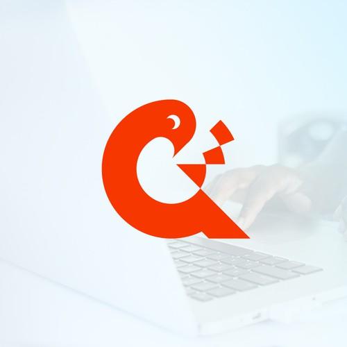 Logo for a web platform