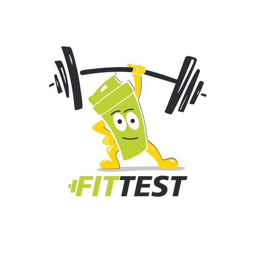 "Logo ""FITTEST"""