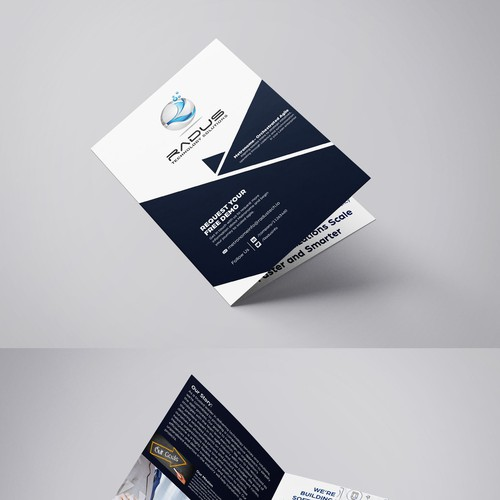 Brochure Design for Metronome