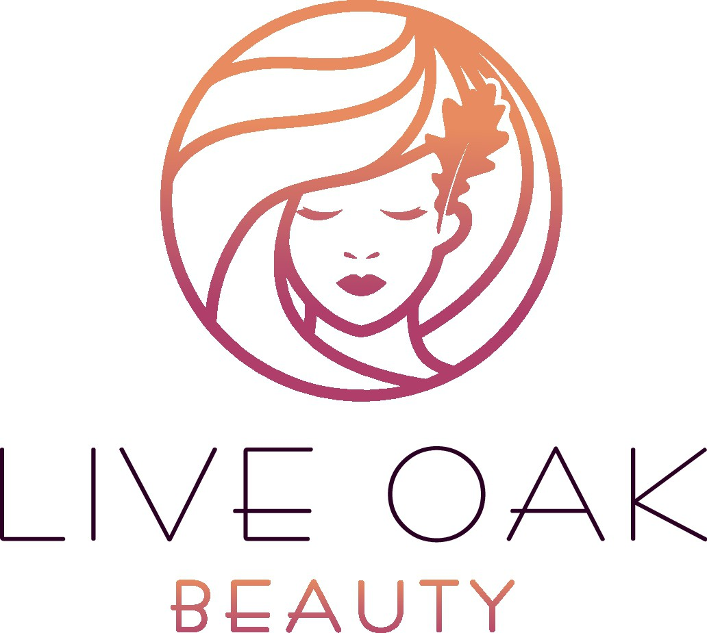 Live Oak Beauty Logo Design