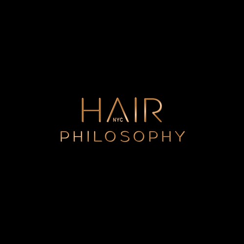 logo for Hair Philosophy NYC