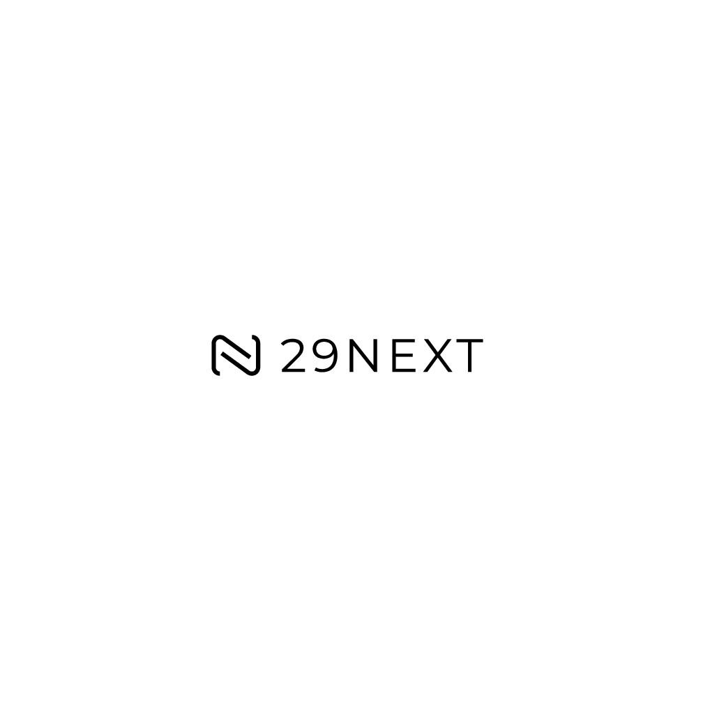 29 Next Modern & Minimal Logo Design