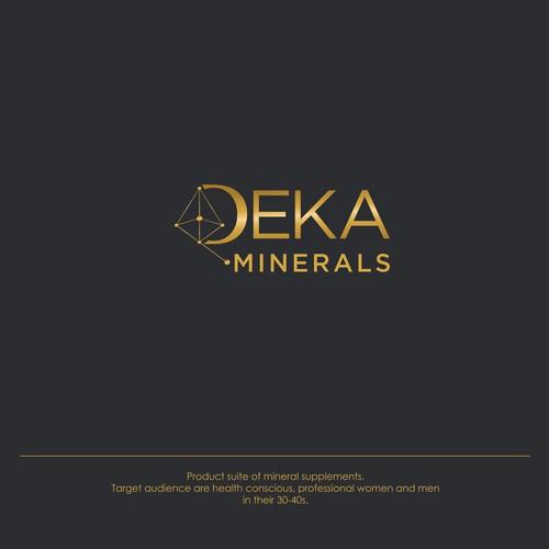 logo for Deka Minerals