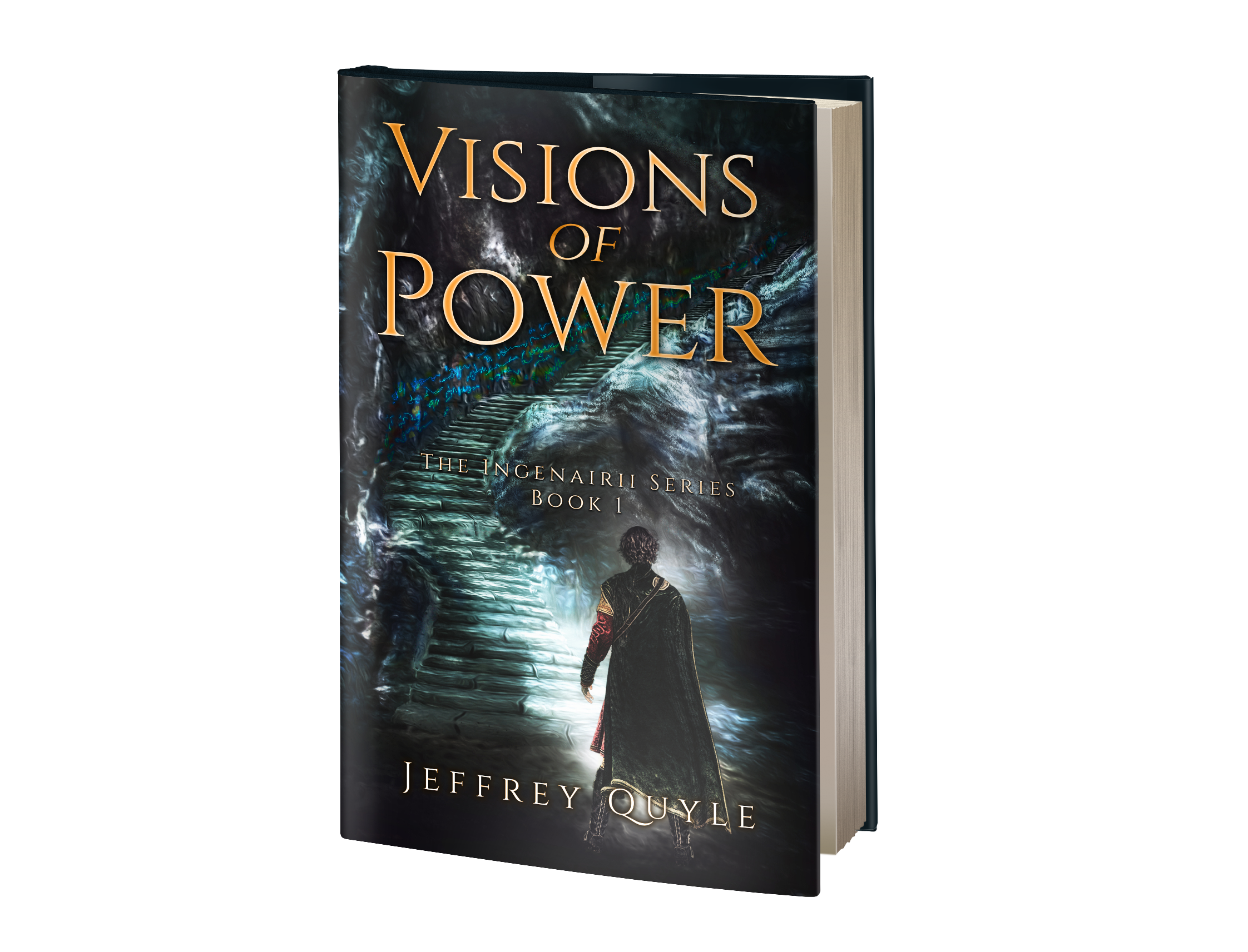Visions of Power book cover
