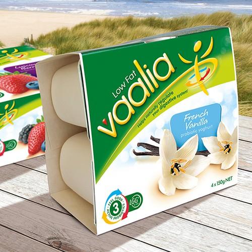 Vaalia Low fat yoghurt