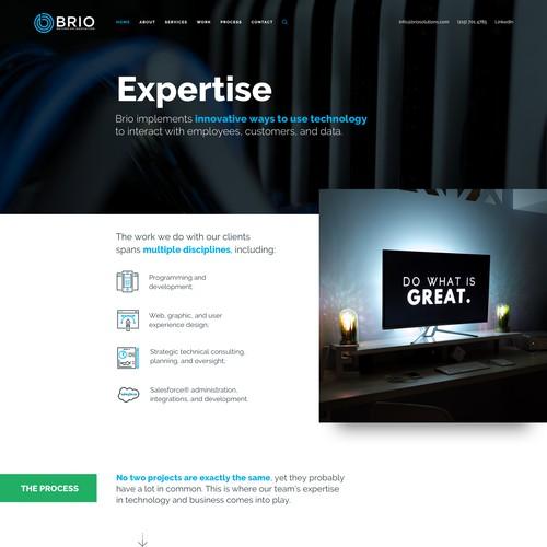 Brio - Expertise