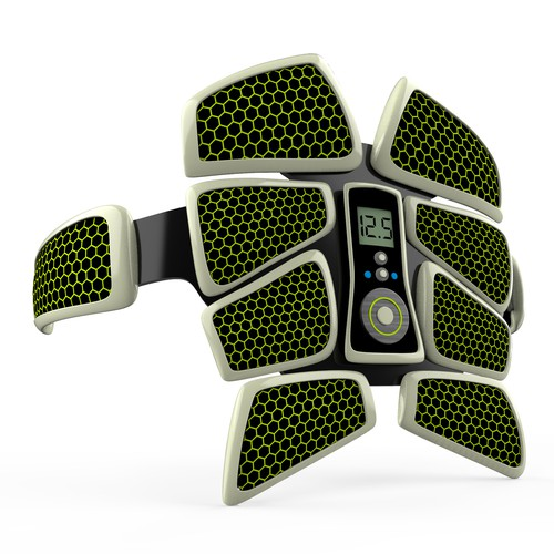 Muscle stimulator design