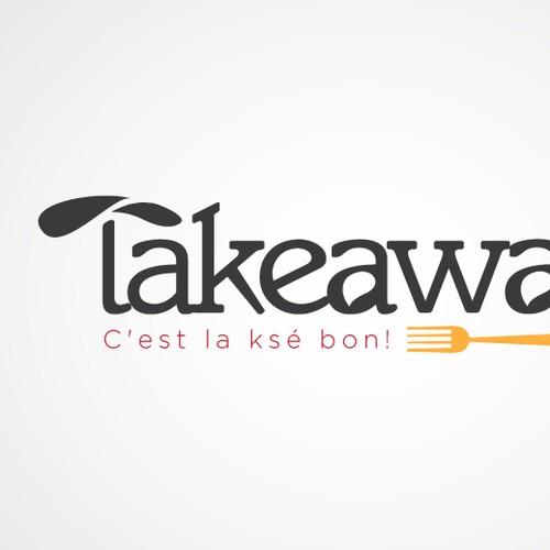 Logo for TAKE AWAY