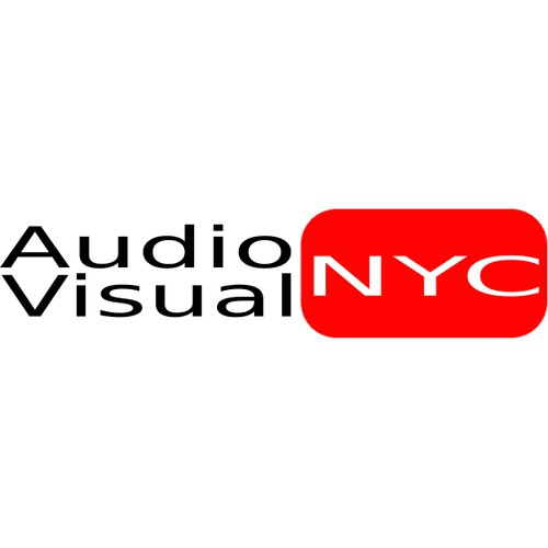 Help Audio Visual NYC with a new logo