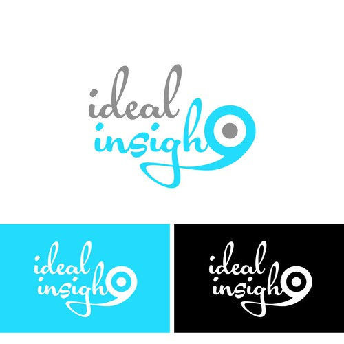 "Create a Cool, Simple and Unique logo for ""Ideal Insight"" --Photography Company"