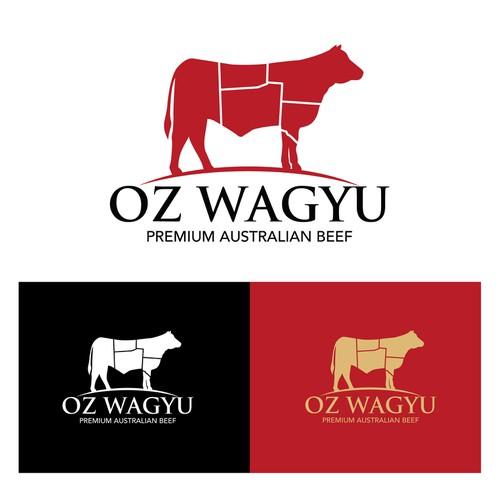 Oz wagyu logo