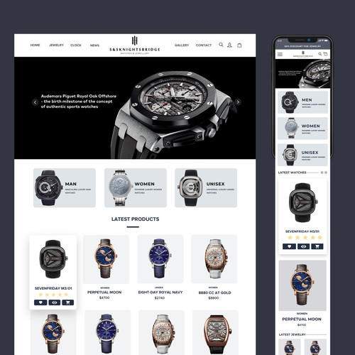 watches online shop