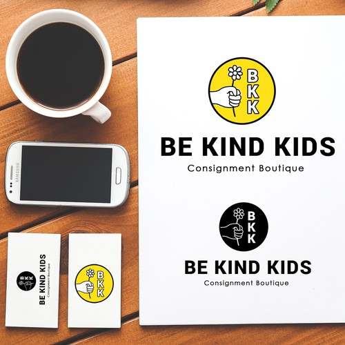 Concept for Be Kind Kids