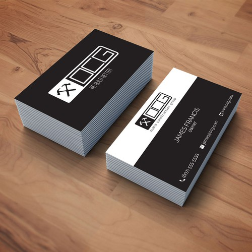 OCG Logo and Business Card Concept