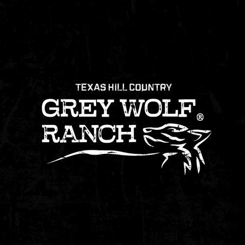 [ Available For Purchase ] -- declined logo proposal for Grey Wolf Ranch