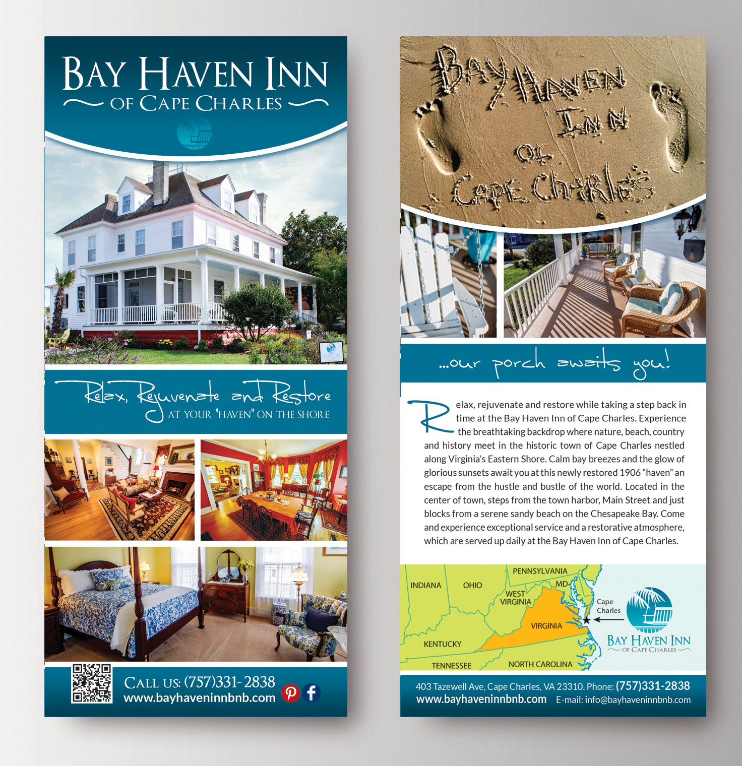 Help Bay Haven Inn of Cape Charles with a new business or advertising