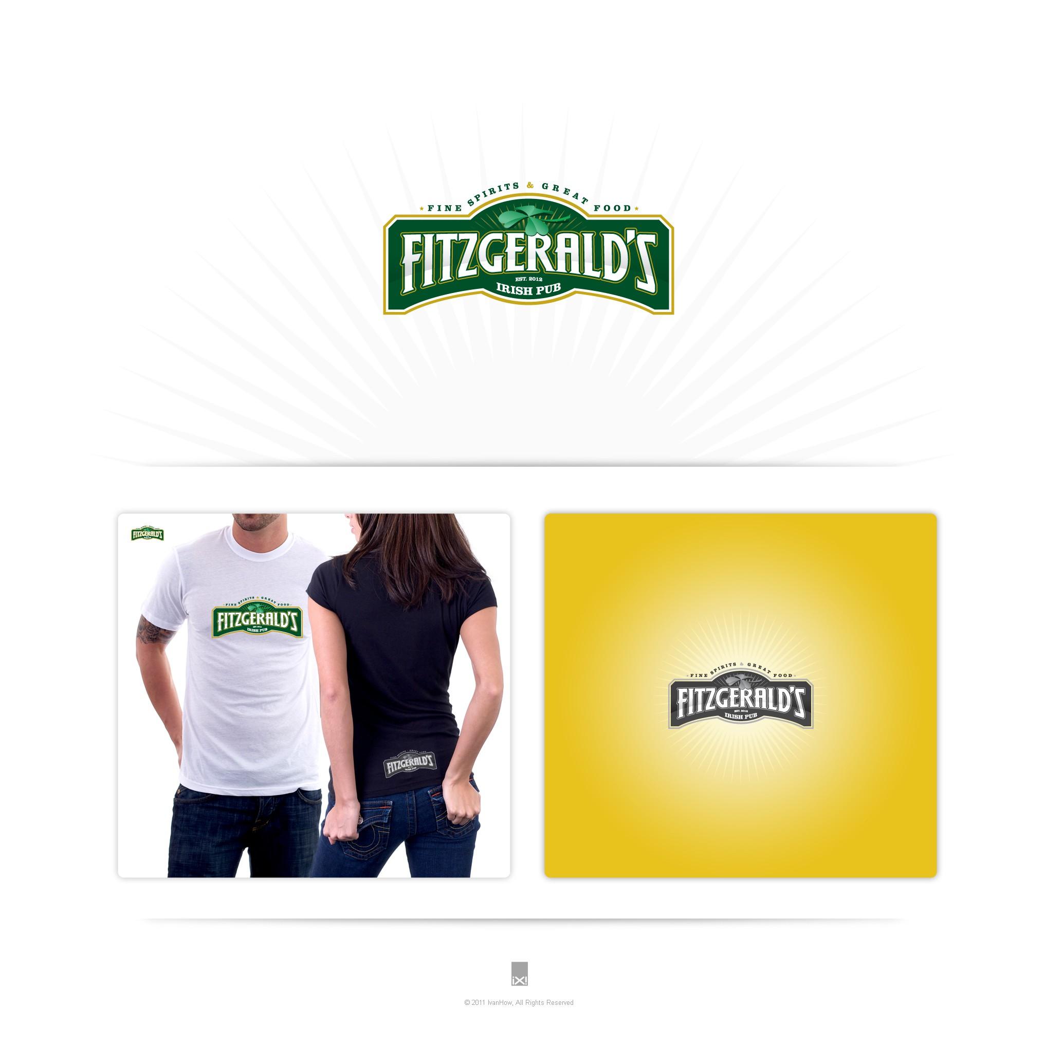 Fitzgerald's needs a new logo