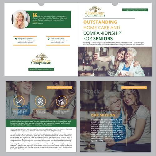 Brochure/Presentation Design