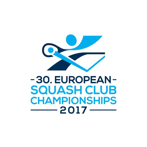 Events Squash Competition Logo