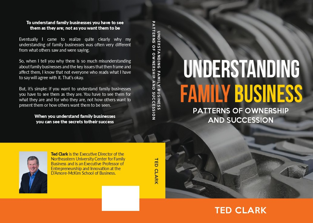 Family Business Book  - Patterns of Ownership and Succession