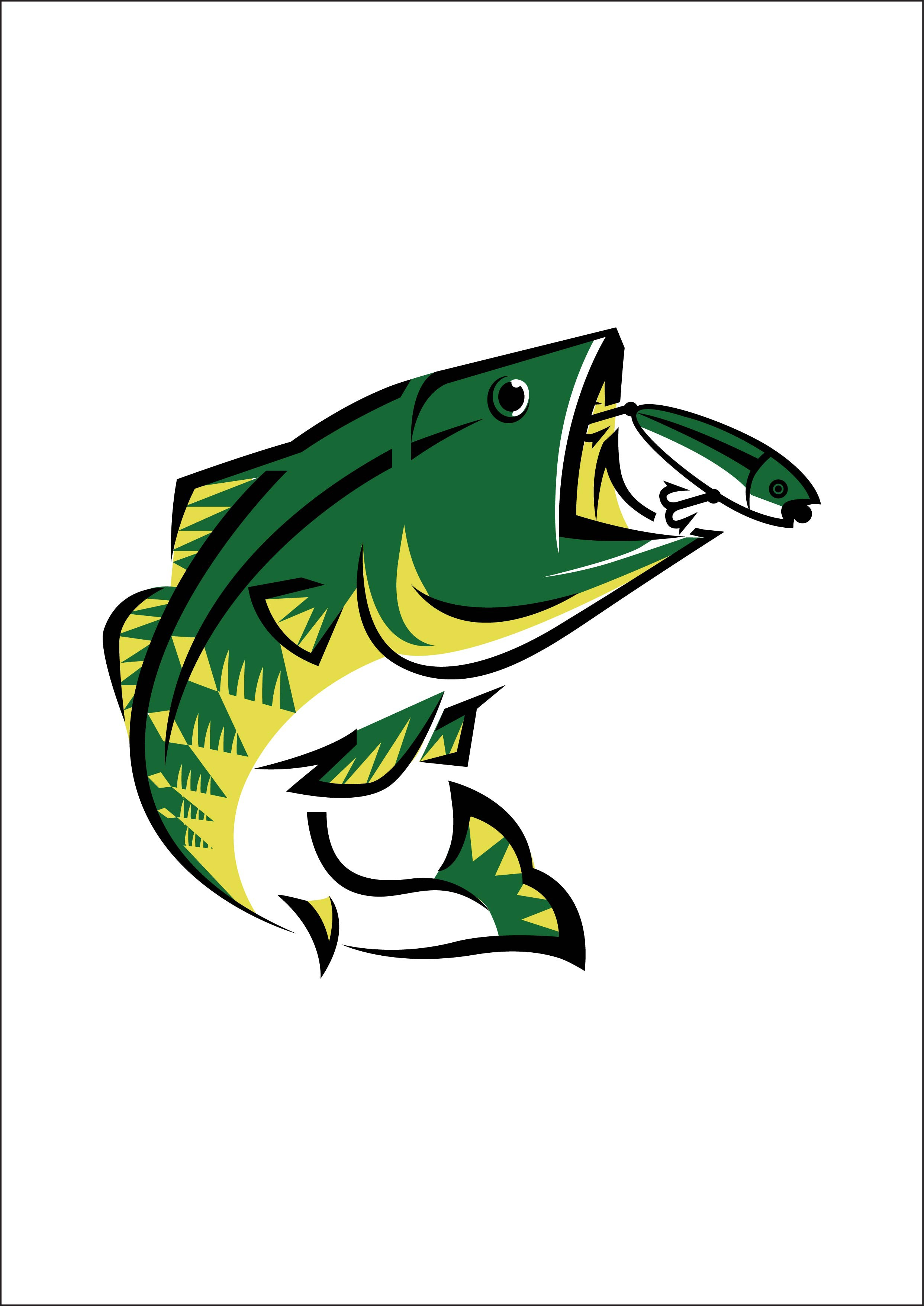 Help us look awesome and a little bigger than we are! Bass fishing tackle distributor named Lunkerbrag