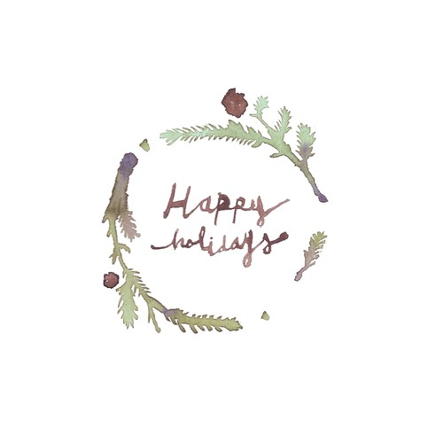 99 designs Holidays  Greeting Card